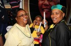 Magashule walk in Madiba's honour