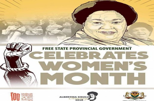FREE STATE CELEBRATES WOMEN'S MONTH